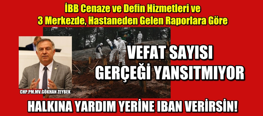 HALKINA YARDIM YERİNE IBAN VERİRSİN!