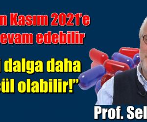 Prof. Selim Badur: İkinci dalga daha ölümcül olabilir.