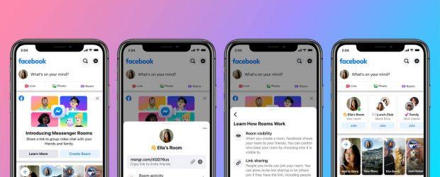 Facebook Messenger Rooms Nasıl Kullanılır?