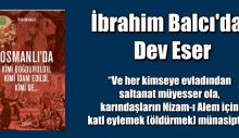 Osmanlı'da Kimi Boğduruldu Kimi Öldürüldü Kimi de.