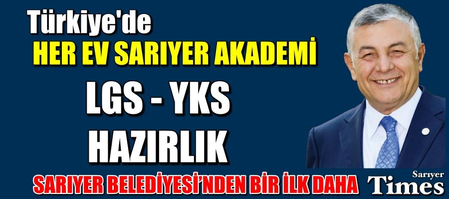 Türkiye'de her ev sarıyer akademi