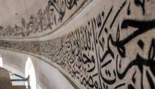 Tekeli Mehmet Paşa Camii'ndeki restorasyonu