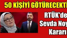RTUK'de  Sevda Noyan Kararı