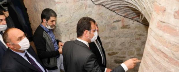 İmamoğlu'ndan 'tarihi sur' eleştirisi: Büyük bir utanç