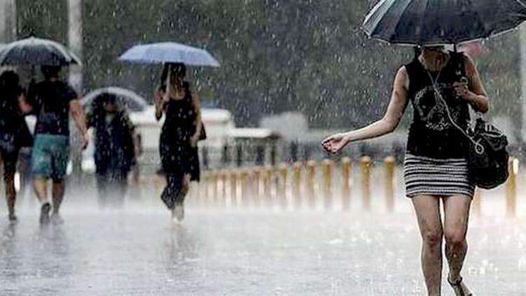 Sıcaklık düşüyor, yağış geliyor!