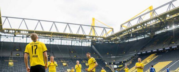 Bundesliga geri döndü! S Sport 2 Canlı İzle