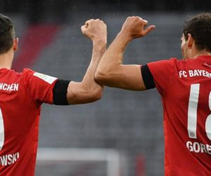 Bundesliga'nın 27. haftasında lider Bayern Münih, Eintracht Frankfurt'u farklı geçti.