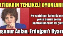 Erdoğan'ı uyardı, Ne yaptığının farkında mısın.