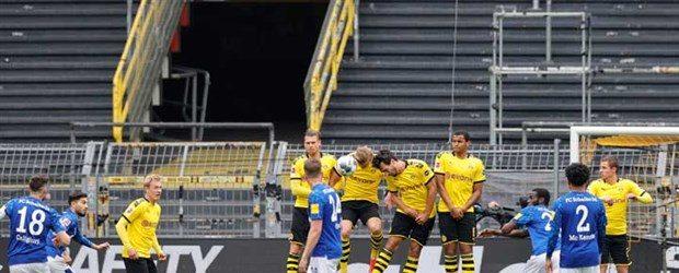 Bundesliga'da gol düellosu