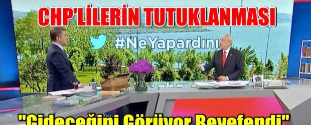 Erdoğan CHP'yi nasıl yıpratırım derdinde