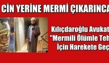 """Kılıçdaroğlu Avukatları """"Mermili Ölümle Tehdit"""" İçin Harekete Geçti"""