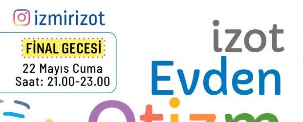 BJK Kabataş Vakfı'ndan İZOT Evden Otizm Festivali Final Gecesi'ne destek