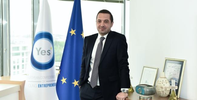 YES EUROPE BAŞKANI GÜRKAN YILDIRIM'DAN İŞ DÜNYASINA BÜYÜK HİZMET