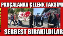 DİSK BAŞKANI VE GÖZALTINA ALINANLAR SERBEST BIRAKILDI