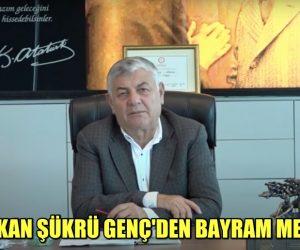 Şükrü Genç YouTube kanalından Sarıyer halkının bayramını kutladı