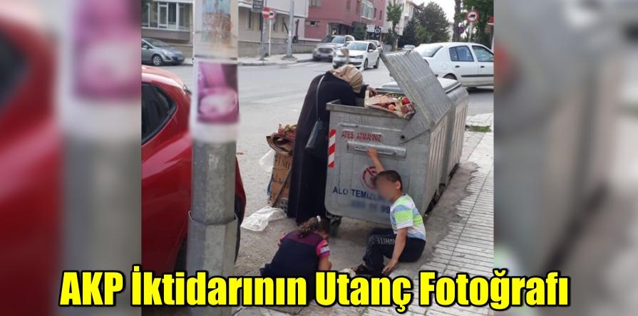 AKP iktidarının utanç fotoğrafı