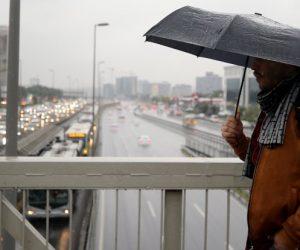 İstanbul'da üç gün sağanak yağış var