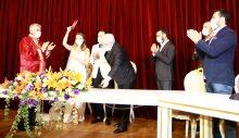 Genelge sonrası ilk nikahlara ünlü akın