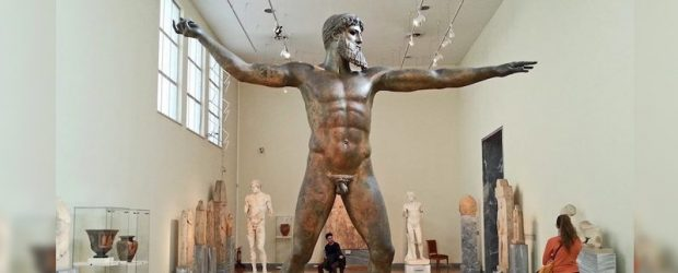 Antik Yunan heykellerinin penisleri neden küçük?