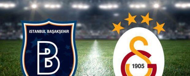 Başakşehir – Galatasaray (CANLI İZLE)