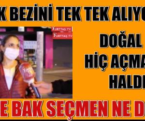 AKP seçmeni kadından çok konuşulan 'oy' açıklaması