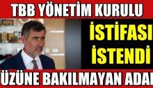 TBB Yönetim Kurulu Üyeleri Feyzioğlu'nu istifaya davet etti