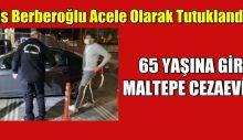 Enis Berberoğlu Acele Olarak Tutuklandı