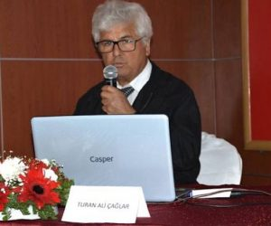 Fakir Baykurt Ödülü Turan Ali Çağlar'a verildi