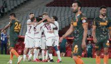 Trabzonspor Türkiye Kupası'nın sahibi oldu