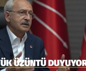 Kılıçdaroğlu'ndan dikkat çeken 'kurultay' mektubu: Büyük üzüntü duyuyorum