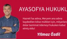 Ayasofya Hukuku