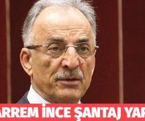 Murat Karayalçın'dan Muharrem İnce'ye sert sözler: Şantaj yapıyor