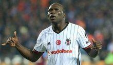 Beşiktaş Aboubakar'ı kadrosuna kattığını açıkladı