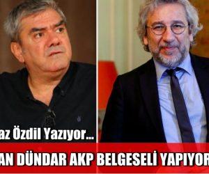 Yılmaz Özdil: Can Dündar sayesinde AKP Türkiyesi'nin belgeseli çekiliyor