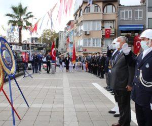 Cumhuriyetin 97. yıl dönümü Sarıyer de kutlandı.