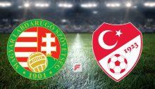 Macaristan – Türkiye maçı saat kaçta, hangi kanalda?