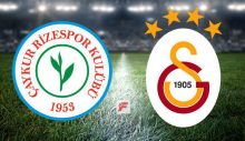 Çaykur Rizespor – Galatasaray