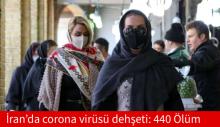 İran'da corona virüsü dehşeti: 440 Ölüm