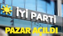 İYİ PARTİ'DE ŞOK İSTİFA!