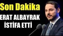 Maliye Bakanı Berat Albayrak İstifa Ettiği İddiası