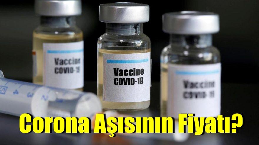 Pfizer'in geliştirdiği koronavirüs aşısının fiyatı açıklandı!