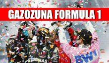 Gazozuna Formula 1