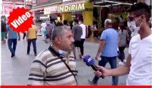 Sokak Röportajında Konuştu ve Tutuklandı