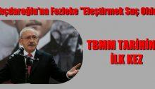"""Kılıçdaroğlu'na Fezleke """"Eleştirmek Suç Oldu"""""""