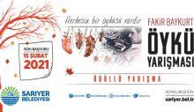 """""""FAKİR BAYKURT ÖYKÜ YARIŞMASI"""" BAŞVURULARI BAŞLADI!"""