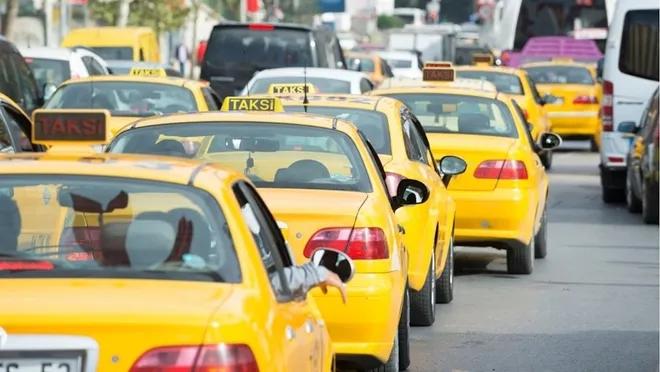 İstanbul'a 6 Bin Yeni Taksi Teklifine Üçüncü Red