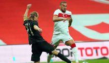 Türkiye-Rusya Maçı Kadroları Açıklandı