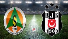 Alanyaspor – Beşiktaş Maç Sonucu 2-1