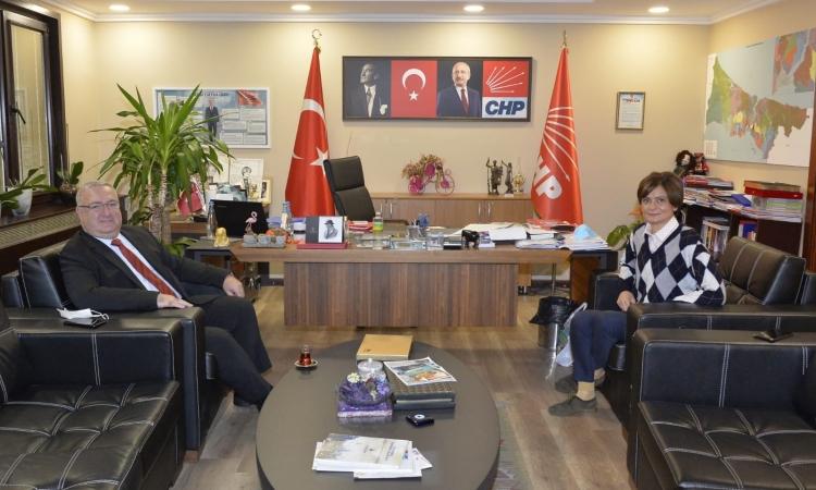 CHP'Lİ İL BAŞKANLARI İSTANBUL'DA BİR ARAYA GELDİ