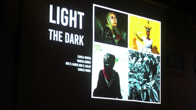 Türkiye'yi gezen Karanlığı Aydınlat Fotoğraf Sergisi artık dijital olarak ziyaret edilebilecek
